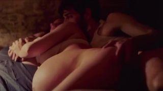 Pregnant Couple Sex Scene in Movie - Els Dies que Vindran (The ...